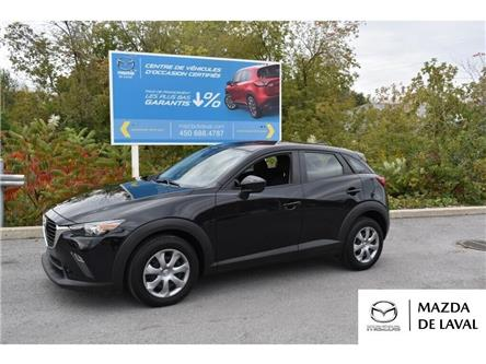 2018 Mazda CX-3  (Stk: U7443) in Laval - Image 1 of 16