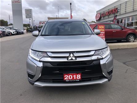 2018 Mitsubishi Outlander ES (Stk: P0126) in Milton - Image 2 of 15