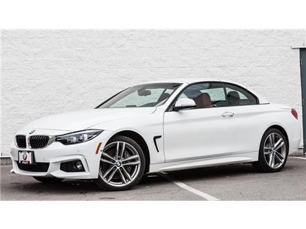 2018 BMW 440i xDrive (Stk: N34097) in Markham - Image 1 of 19