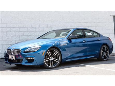 2018 BMW 650i xDrive Gran Coupe (Stk: N34399) in Markham - Image 1 of 21