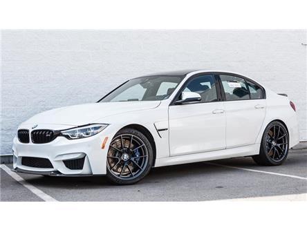 2018 BMW M3 Base (Stk: N36646) in Markham - Image 1 of 20