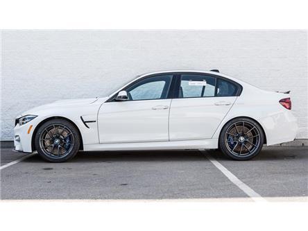 2018 BMW M3 Base (Stk: N36646) in Markham - Image 2 of 20