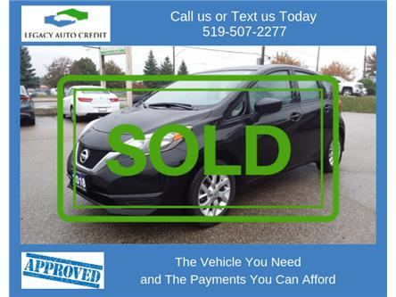 2018 Nissan Versa Note 1.6 SV (Stk: L9169) in Waterloo - Image 1 of 15