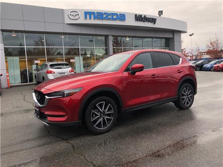 2017 Mazda CX-5 GT (Stk: 573337J) in Surrey - Image 1 of 15