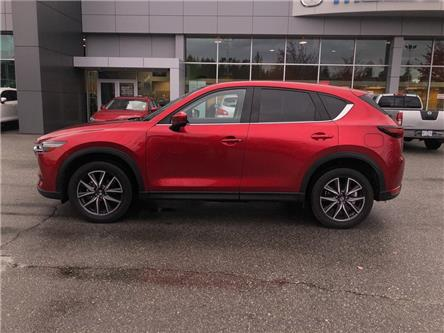 2017 Mazda CX-5 GT (Stk: 573337J) in Surrey - Image 2 of 15