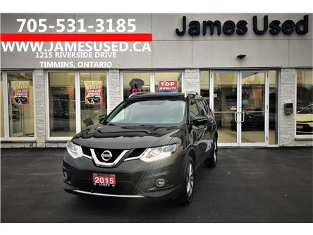 2015 Nissan Rogue SL (Stk: P02692) in Timmins - Image 1 of 14