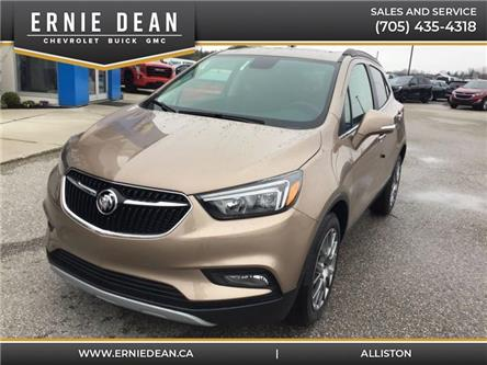 2019 Buick Encore Sport Touring (Stk: 14766) in Alliston - Image 1 of 19