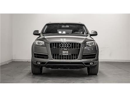2013 Audi Q7 3.0T Premium (Stk: T17502A) in Woodbridge - Image 2 of 21
