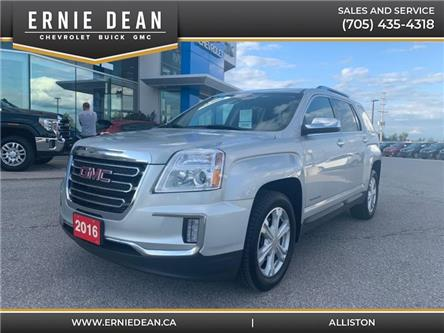 2016 GMC Terrain SLT (Stk: 14471A) in Alliston - Image 1 of 20