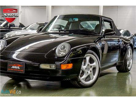 1995 Porsche 911 Carrera 4 Cabriolet (Stk: ) in Oakville - Image 1 of 33