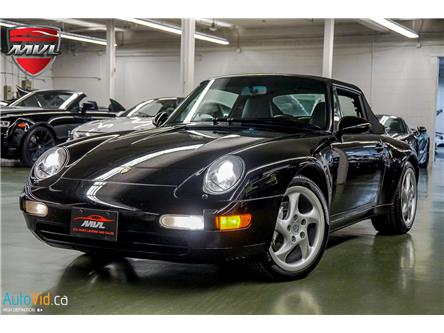 1995 Porsche 911 Carrera 4 Cabriolet (Stk: ) in Oakville - Image 2 of 33