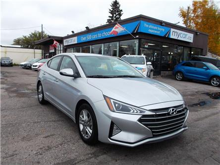 2020 Hyundai Elantra Preferred (Stk: 191576) in North Bay - Image 1 of 13