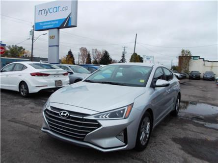 2020 Hyundai Elantra Preferred (Stk: 191576) in North Bay - Image 2 of 13