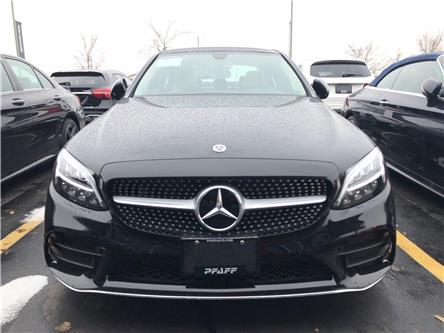 2019 Mercedes-Benz C-Class Base (Stk: 38680D) in Kitchener - Image 1 of 4