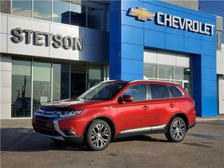 2018 Mitsubishi Outlander GT (Stk: 19-036A) in Drayton Valley - Image 1 of 13