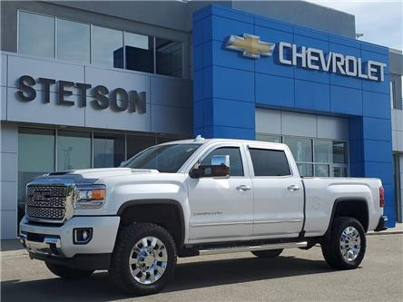2018 GMC Sierra 2500HD Denali (Stk: 20-003A) in Drayton Valley - Image 1 of 14