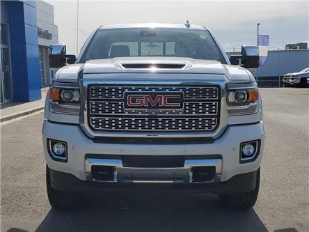 2018 GMC Sierra 2500HD Denali (Stk: 20-003A) in Drayton Valley - Image 2 of 14