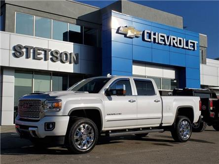 2018 GMC Sierra 2500HD Denali (Stk: 19-434A) in Drayton Valley - Image 1 of 14