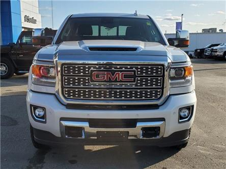 2018 GMC Sierra 2500HD Denali (Stk: 19-434A) in Drayton Valley - Image 2 of 14