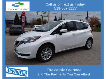 2018 Nissan Versa Note 1.6 SV (Stk: L9170) in Waterloo - Image 1 of 13