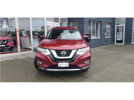 2018 Nissan Rogue SV (Stk: 9M5806A) in Duncan - Image 1 of 14