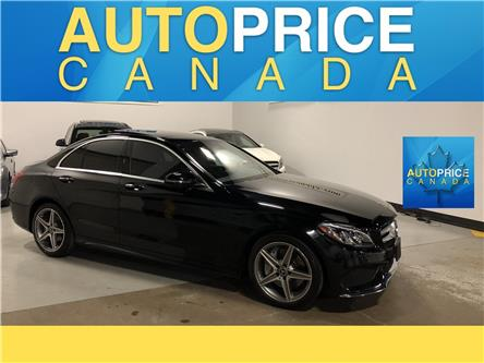 2018 Mercedes-Benz C-Class Base (Stk: W0674) in Mississauga - Image 1 of 29