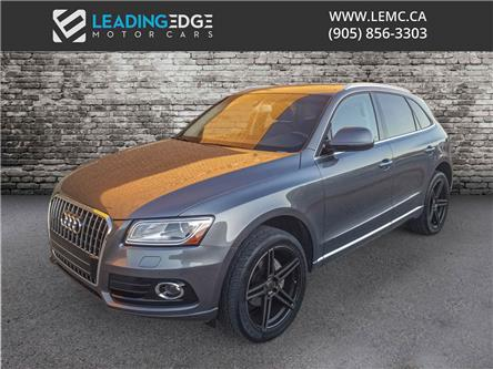 2017 Audi Q5 2.0T Progressiv (Stk: 15404) in Woodbridge - Image 1 of 25