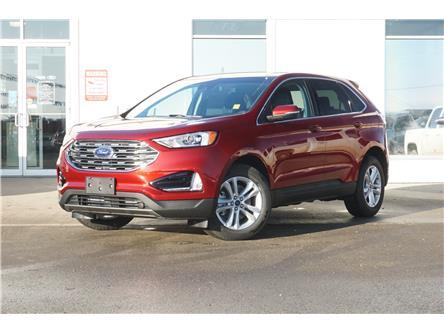 2019 Ford Edge SEL (Stk: S192439) in Dawson Creek - Image 2 of 19