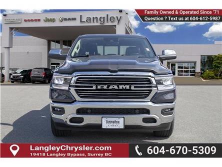 2019 RAM 1500 Laramie (Stk: EE902310) in Surrey - Image 2 of 28