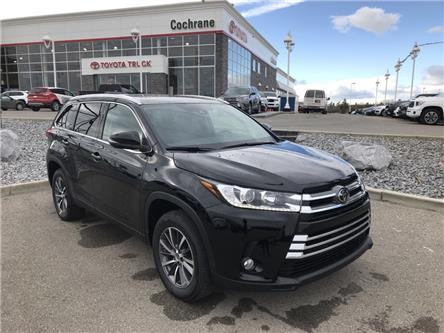 2019 Toyota Highlander XLE (Stk: 190474) in Cochrane - Image 1 of 29