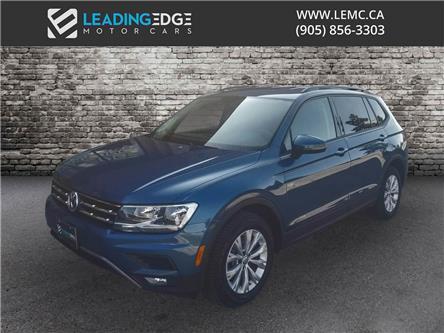 2018 Volkswagen Tiguan Trendline (Stk: 16783) in Woodbridge - Image 1 of 22