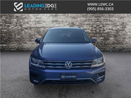 2018 Volkswagen Tiguan Trendline (Stk: 16783) in Woodbridge - Image 2 of 22