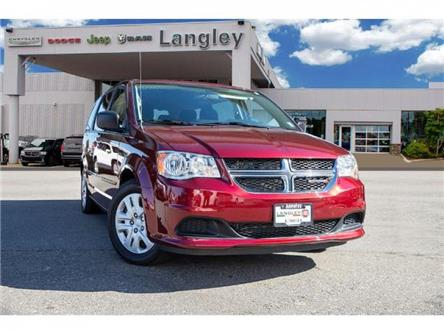 2017 Dodge Grand Caravan CVP/SXT (Stk: LF1625) in Surrey - Image 1 of 22