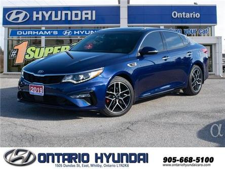 2019 Kia Optima SXL Turbo (Stk: 88534K) in Whitby - Image 1 of 21