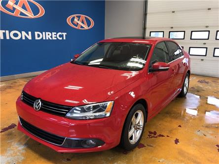 2014 Volkswagen Jetta 2.0 TDI Comfortline (Stk: 14-413037) in Lower Sackville - Image 1 of 17