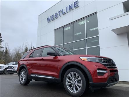 2020 Ford Explorer XLT (Stk: 4212) in Vanderhoof - Image 1 of 25