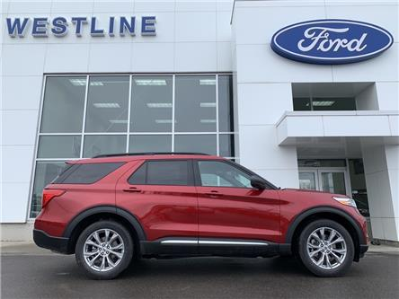2020 Ford Explorer XLT (Stk: 4212) in Vanderhoof - Image 2 of 25