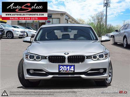2014 BMW 320i xDrive (Stk: 14S74X1) in Scarborough - Image 2 of 27