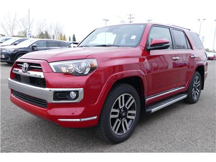 2020 Toyota 4Runner Base (Stk: 4RL029) in Lloydminster - Image 1 of 16