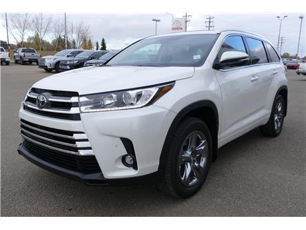 2019 Toyota Highlander Limited (Stk: HIK205) in Lloydminster - Image 1 of 16
