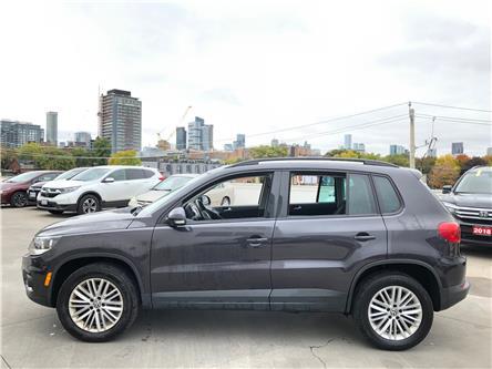 2016 Volkswagen Tiguan Special Edition (Stk: HP3543) in Toronto - Image 2 of 26