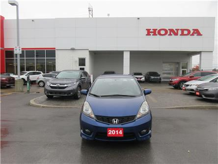 2014 Honda Fit Sport (Stk: SS3684) in Ottawa - Image 2 of 12