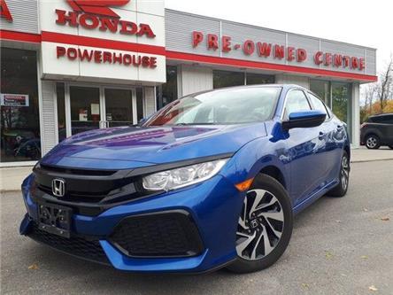 2017 Honda Civic LX (Stk: E-2260A) in Brockville - Image 1 of 10