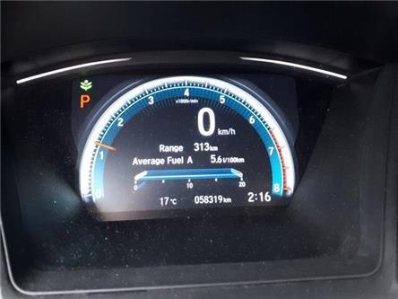 2017 Honda Civic LX (Stk: E-2260A) in Brockville - Image 2 of 10
