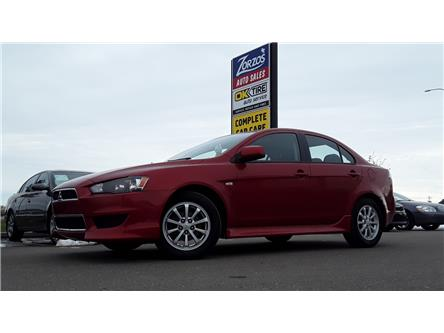 2012 Mitsubishi Lancer SE (Stk: P609) in Brandon - Image 1 of 26