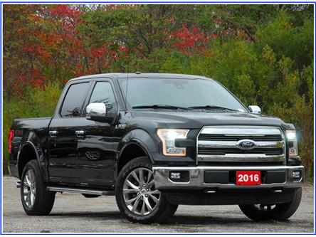 2016 Ford F-150 Lariat (Stk: 9F9480AX) in Kitchener - Image 1 of 20