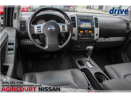 2019 Nissan Frontier PRO-4X (Stk: U12669R) in Scarborough - Image 2 of 21