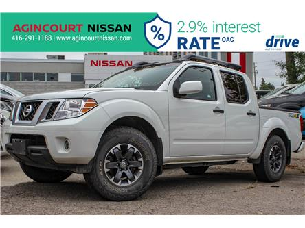 2019 Nissan Frontier PRO-4X (Stk: U12669R) in Scarborough - Image 1 of 21