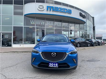 2016 Mazda CX-3 GT (Stk: P-1233) in Vaughan - Image 2 of 23