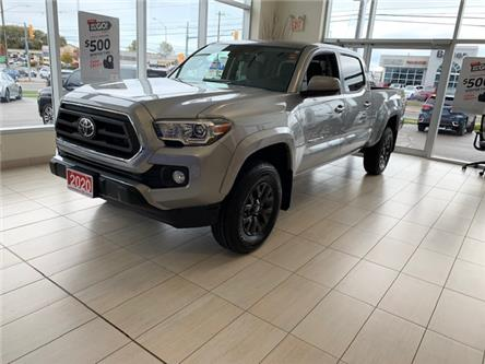 2020 Toyota Tacoma Base (Stk: TW010) in Cobourg - Image 1 of 12